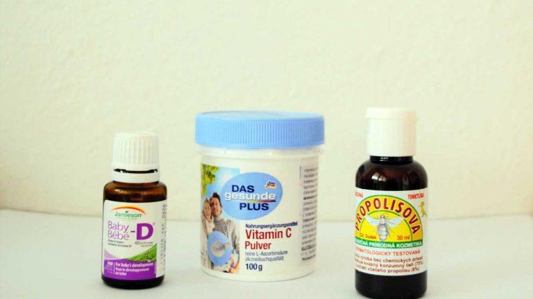 Moja lekárnička proti chorobám