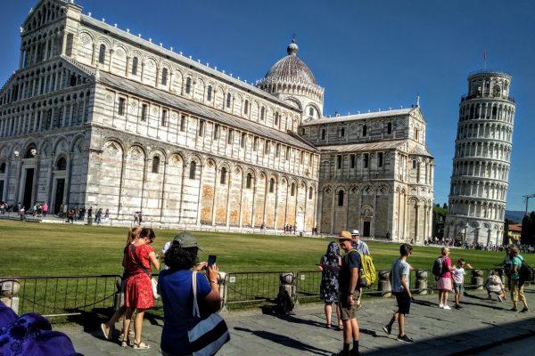 So štyrmi deťmi na tri týždne do Talianska