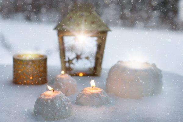 O prázdnych Vianociach